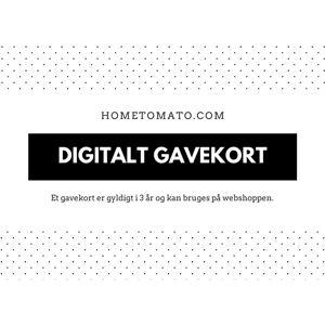 Hometomato Gavekort - 50,00kr.