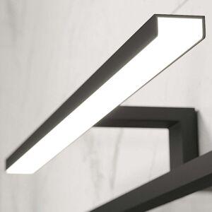 BDA Living LED Lampe Lynæs til Spejl, Sort - Sort / 80 cm