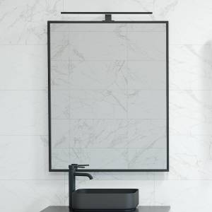 BDA Living Spejl Borgsted, fra 60 til 120 cm - 90 x 80 cm