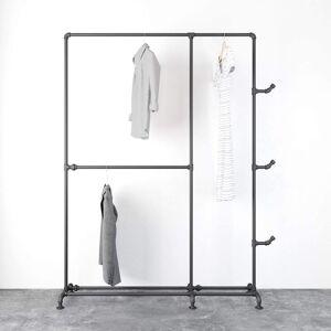 BDA Living Garderobestativ, Industrielle Vandrør - Gulvmodel
