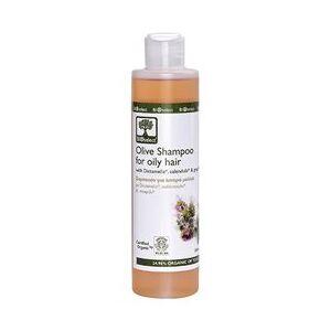 Bioselect Oliven shampoo normal tørt hår • 200ml.