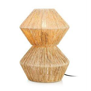 Markslöjd Bordlampe Straw i Rattan