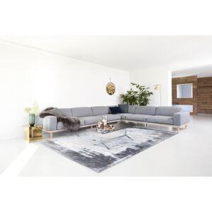 Mogens Hansen   Divine sofa 6 pers. hjørnesofa Gråt stof