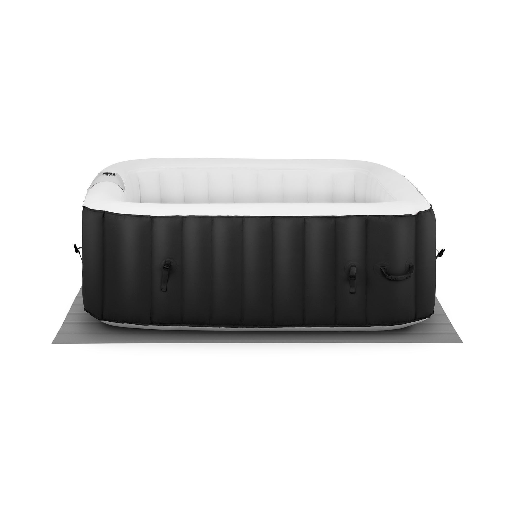 Uniprodo Oppustelig spa - 600 l - 4 personer - 100 dyser UNI_POOLS_15