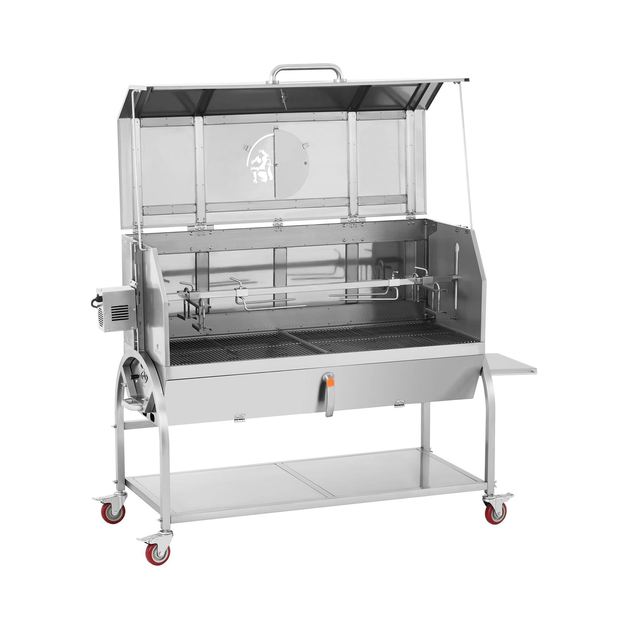 Royal Catering Pattegrisgrill - 30 kg RCSG-60PP