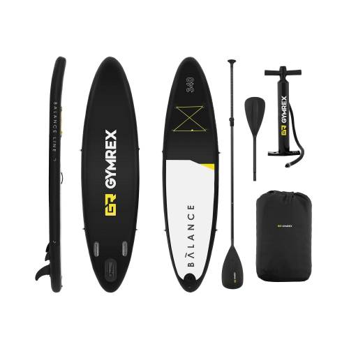 Gymrex Paddle-board - 145 kg - 3...