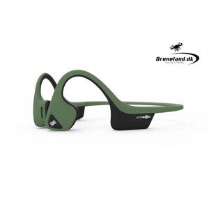 AfterShokz Trekz Air Hovedtelefoner Forest Green - Grøn