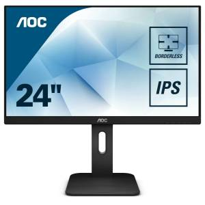 "AOC Pro-line X24P1 computerskærm 61 cm (24"") 1920 x 1200 pixel WUXGA LED Sort"