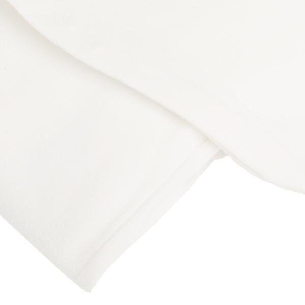 Fossflakes Betræk Til Fossflakes Comfort U Pude, Hvid Jersey