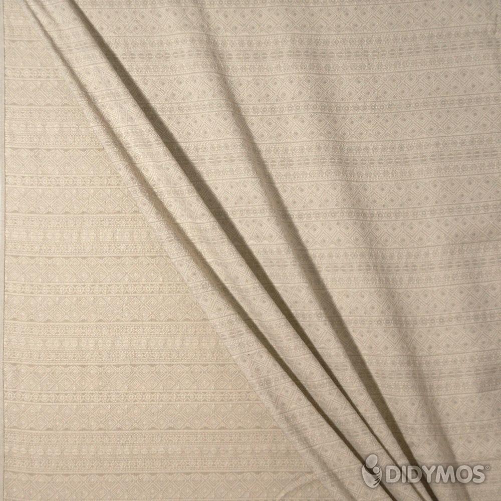Didymos Rebozo Tørklæde, 100% Økologisk Og Ufarvet Bomuld