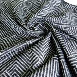 Didymos Rebozo Tørklæde, 70% Økologisk Bomuld/30% Silke, Grå Og Råhvid Mønster