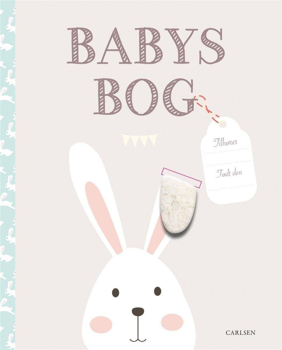 Lindhardt og Ringhof Babys Bog, En Mindebog Om Barnets Første År.