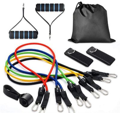 Rz Home Kit Basic - Træningselastik Sæt 100lb - 50kg