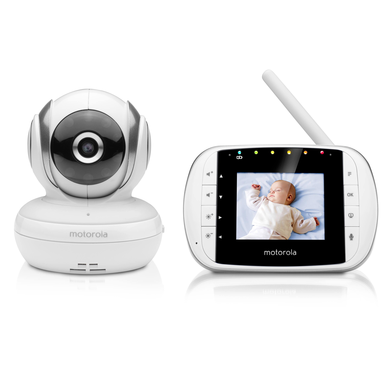 hjemmeudstyr Motorola Babymonitor Mbp33s