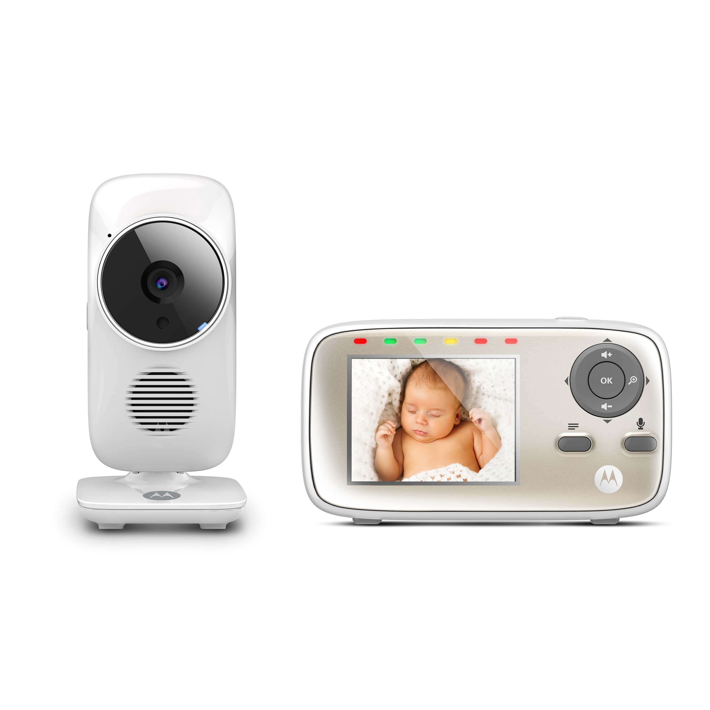 hjemmeudstyr Motorola Babymonitor Mbp483
