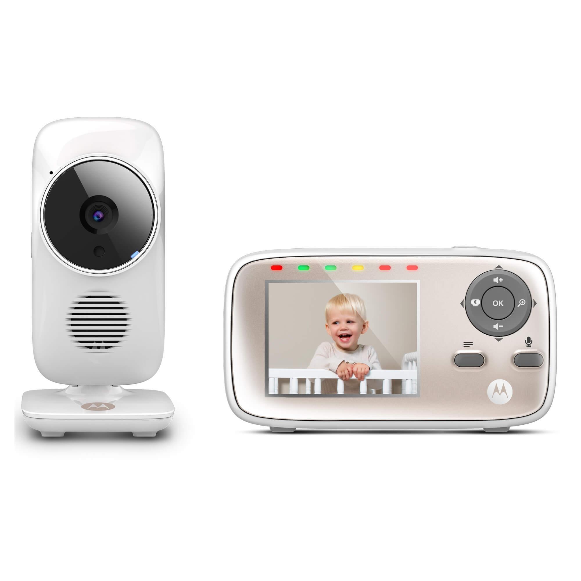 hjemmeudstyr Motorola Babymonitor Mbp667