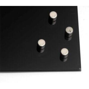 Millarco Magneter STÅL rund 4 stk. - SUPER STRONG