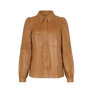 CRÉTON Nico skind jakke (140 CM S)