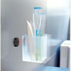 By Magnet | Reenbergs Svævende Magnetisk Akrylboks - hvid