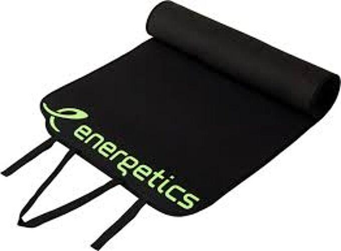 Energetics Fitness Måtte - Sort
