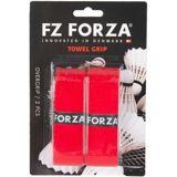 Forza Fz Forza Towel Grip 2 Pak - Rød Rød