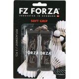 Forza Fz Forza Soft Grip - 2 Pak - Sort Sort