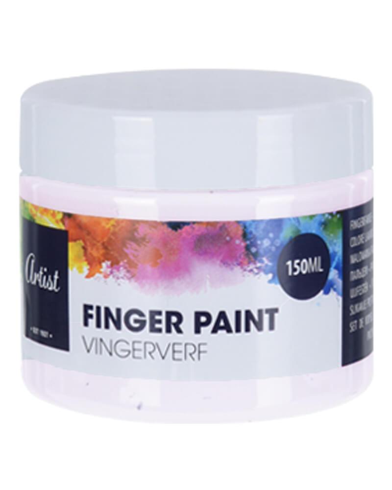 Kreativ Fingermaling Rosa 150 ml