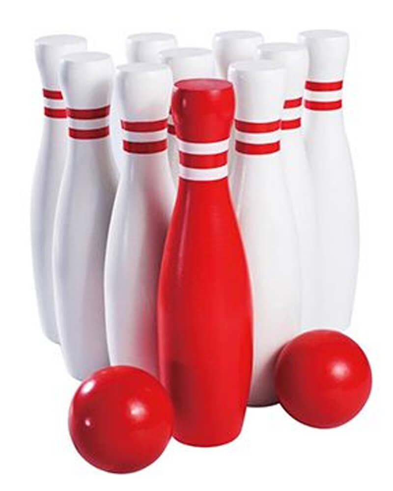 Fun & Games Bowling Sæt   12 stk.