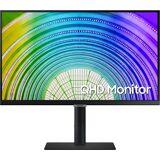 "Samsung S24a600u Qhd 23,8"" Monitor"