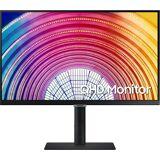 """Samsung S24a600 Qhd 23,8"""" Monitor"""
