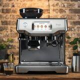 Sage Ses 880 Bss Espressomaskine, Rustfrit Stål