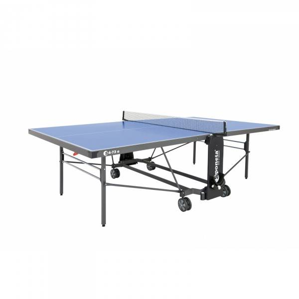 Sponeta bordtennisbord S4-73e/S4-70e Blå