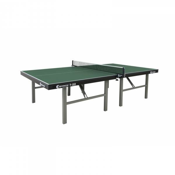 Sponeta-konkurrence-bordtennisbord S7-22/S7-23 grøn