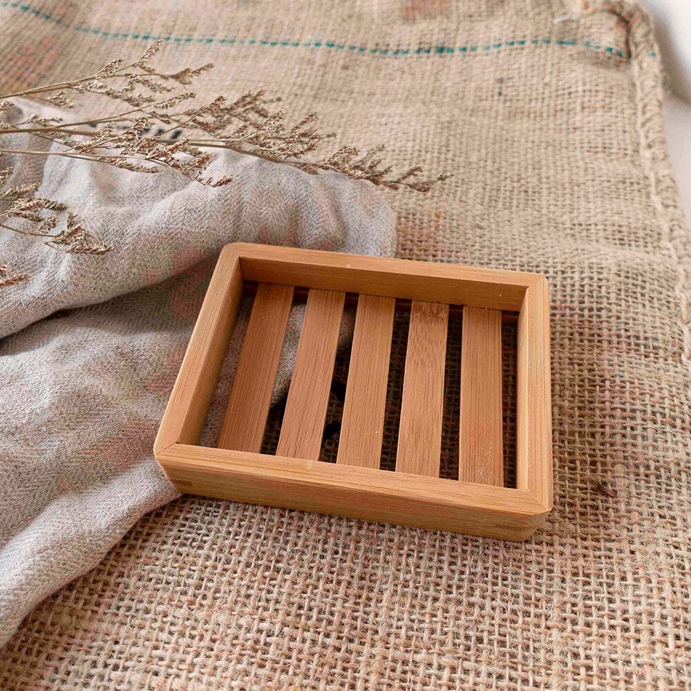 Hedenhus Sæbeholder I Bambus