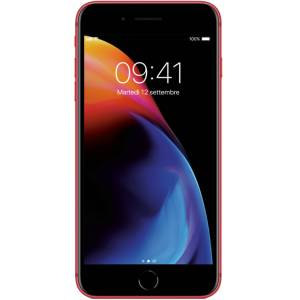 Apple iPhone 8 Plus, 256gb, Red