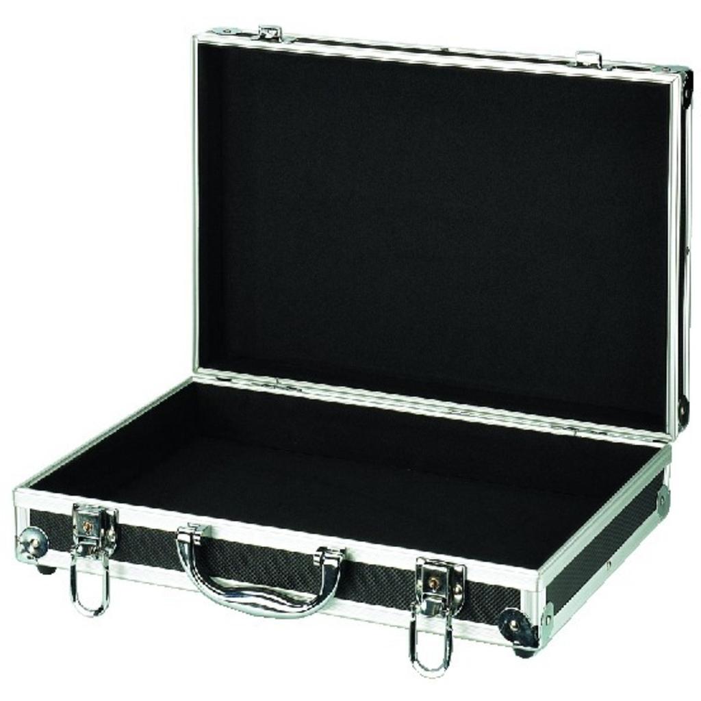 MONACOR Flightcase Kuffert - Mc-70/sw