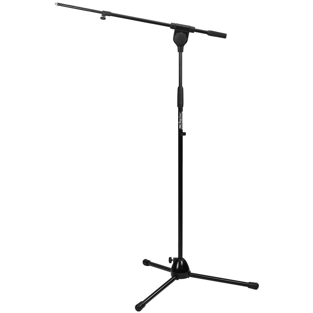 MONACOR Mikrofon Gulv Stativ - Ms-92/sw