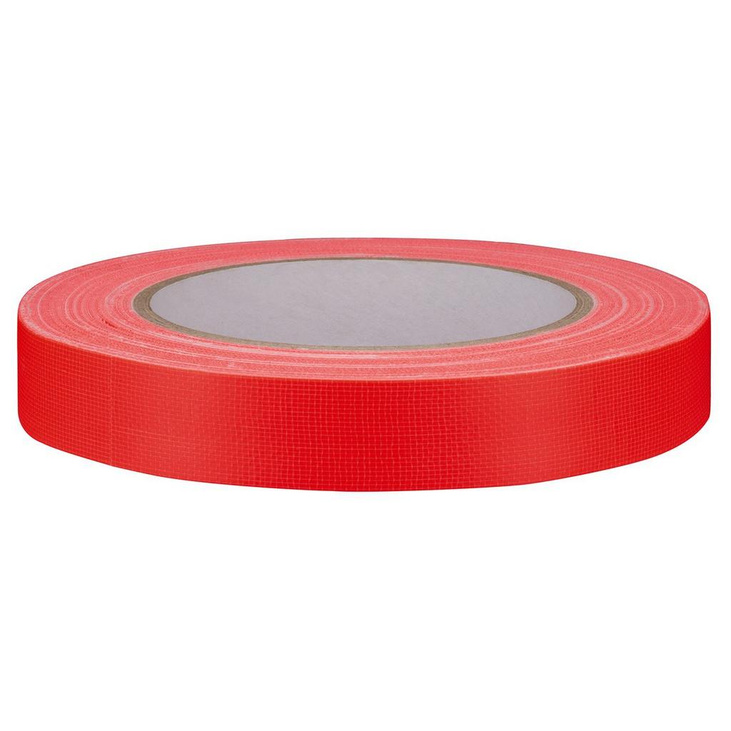 MONACOR Gaffa-Tape Neon Orange - Gb-19/nor