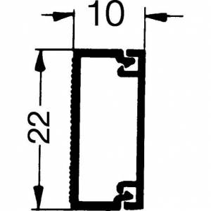 Rehau Minikanal - 10/22mm