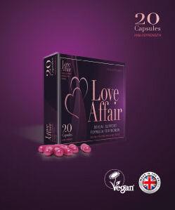 Pleasuredome Love Affair - Utökad Lust