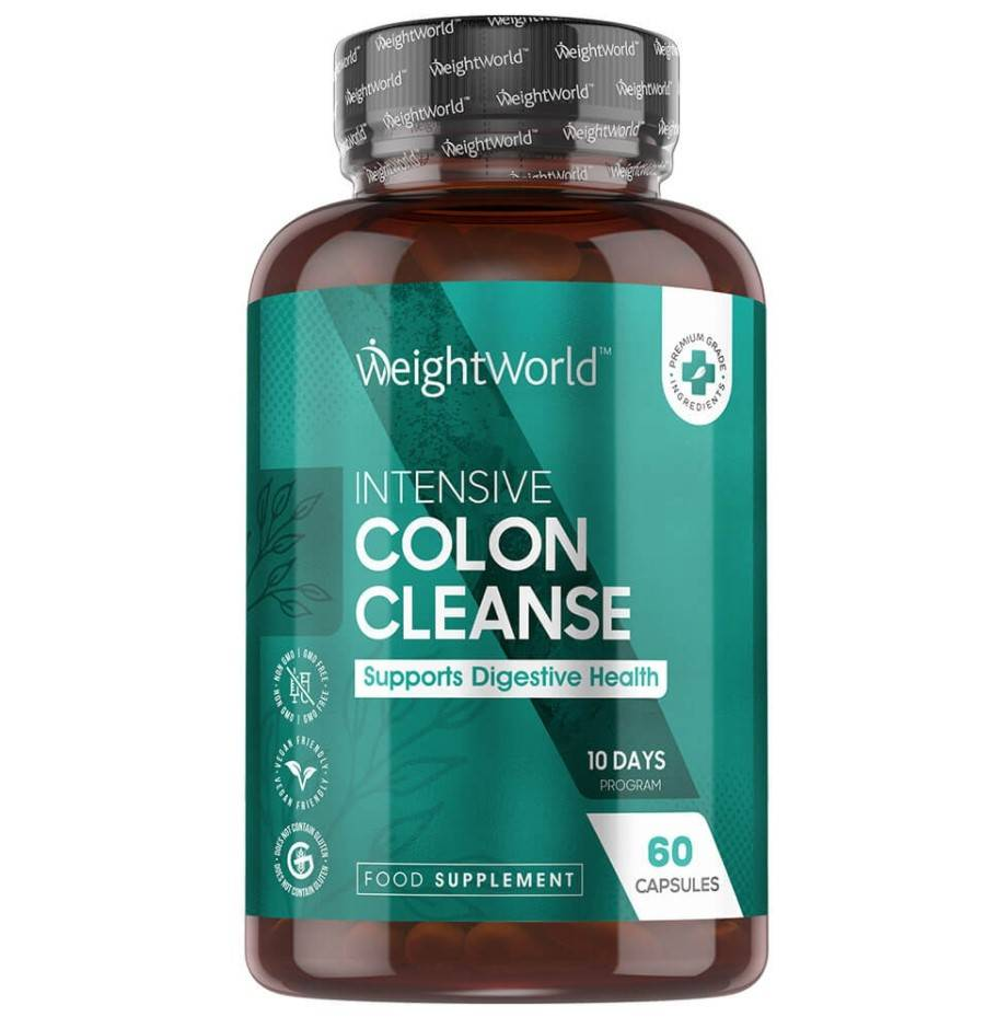 Weight World Intensive Colon Cleanse