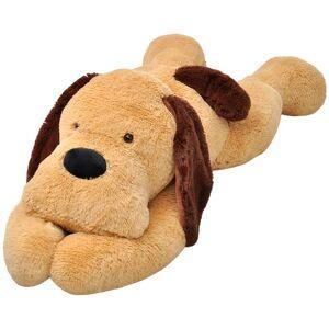 HusogHave.NU Hund plysdyr brun 160 cm