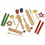 Rohema Percussion Percussion til børn, 12 dele