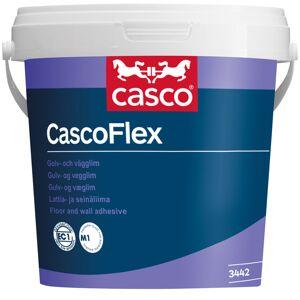 Casco Lim, Universal, Hæftlim,Vådlim, Hvid (Vægmaterialer,Gulvmateriale) 1 L - 1stk.