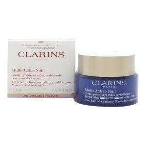 Clarins Multi-Active Nuit Revitalizing Night Cream 50ml