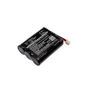 Marshall Stockwell batteri (3400 mAh, Sort)
