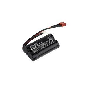 WLToys 12428 batteri (3000 mAh, Sort)