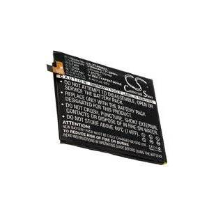 ZTE Axon 7 batteri (3100 mAh, Sort)