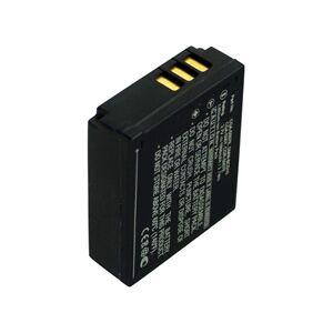 Panasonic Lumix DMC-TZ5 batteri (1000 mAh)