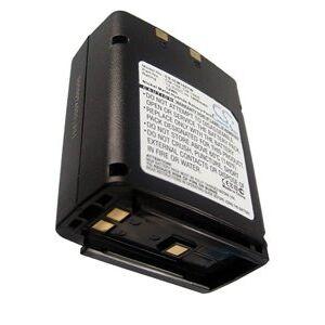 Icom IC-A22E batteri (1000 mAh, Sort)